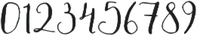Fontastic Bianca Script otf (400) Font OTHER CHARS