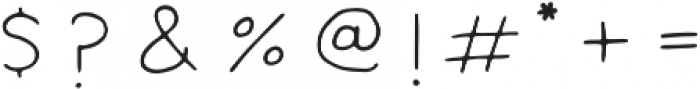 Fontastic Coalridge otf (400) Font OTHER CHARS