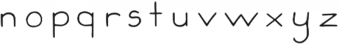 Fontastic Coalridge otf (400) Font LOWERCASE
