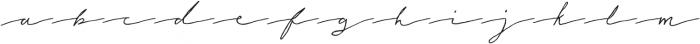 Fontastic Victoria Script otf (400) Font UPPERCASE