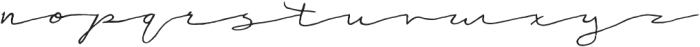 Fontastic Victoria Script otf (400) Font LOWERCASE