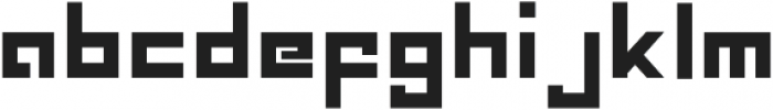 Fontolo otf (400) Font LOWERCASE