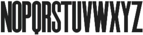 Forever Freedom Regular Font otf (400) Font UPPERCASE