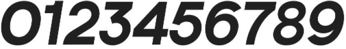 Formatif Std Bold Italic otf (700) Font OTHER CHARS