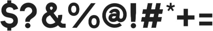 Formatif Std Bold otf (700) Font OTHER CHARS