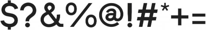 Formatif Std Medium otf (500) Font OTHER CHARS