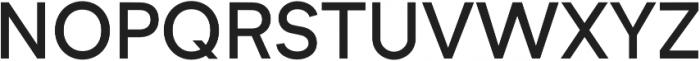 Formatif Std Medium otf (500) Font UPPERCASE