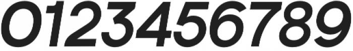 Formatif Std Semi Bold Italic otf (600) Font OTHER CHARS