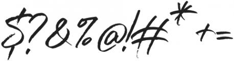Formetor otf (400) Font OTHER CHARS