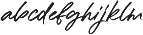 Formetor otf (400) Font LOWERCASE