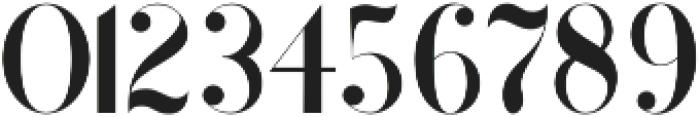 Forsythia otf (400) Font OTHER CHARS