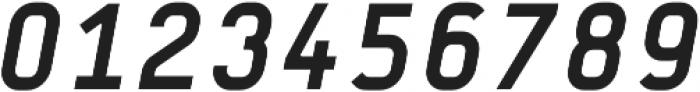 Fou Bold Italic otf (700) Font OTHER CHARS
