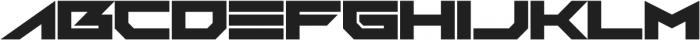 FoughtKnight Victory otf (400) Font LOWERCASE