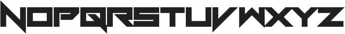 FoughtKnight ttf (400) Font LOWERCASE
