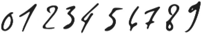 Foundation otf (400) Font OTHER CHARS