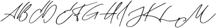Foundation otf (400) Font UPPERCASE
