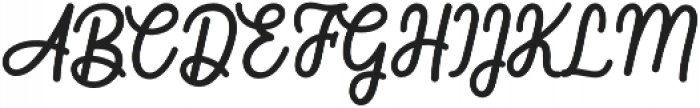 Fountaine otf (400) Font UPPERCASE