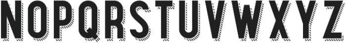 Four otf (400) Font UPPERCASE