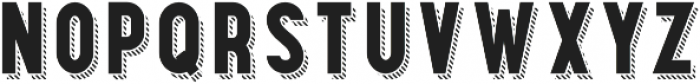 Four otf (400) Font LOWERCASE