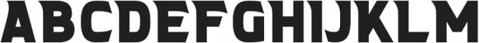 foreland otf (400) Font LOWERCASE