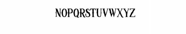 Fortuin Typeface Font LOWERCASE