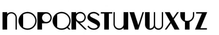 Fondarella Regular Font UPPERCASE