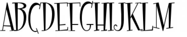 Fontdinerdotcom Sparkly Font UPPERCASE