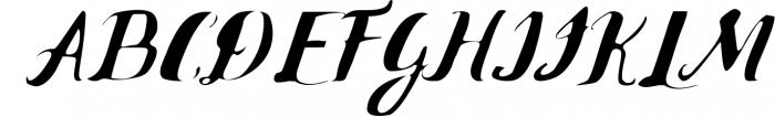 FONT PACK ( 40% OFF ) 3 Font UPPERCASE