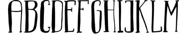 FONT PACK ( 40% OFF ) 4 Font UPPERCASE