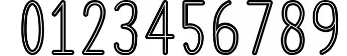Font Bundle 5 Exclusive Fonts! 1 Font OTHER CHARS