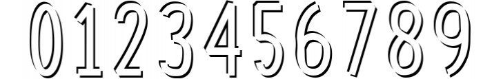 Font Bundle 5 Exclusive Fonts! 4 Font OTHER CHARS