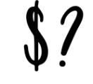 Four Hand Lettered Fonts Bundle by Jordyn Alison Designs Font OTHER CHARS