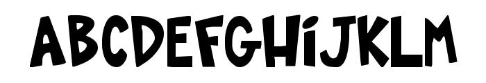 FOP Title Style Font Font LOWERCASE