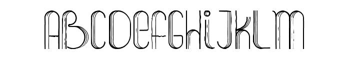 Foam Font UPPERCASE