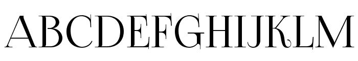 FoglihtenNo07 Font UPPERCASE