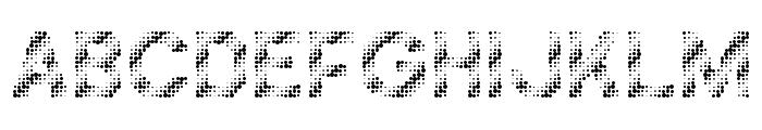 Foilness Regular Font UPPERCASE