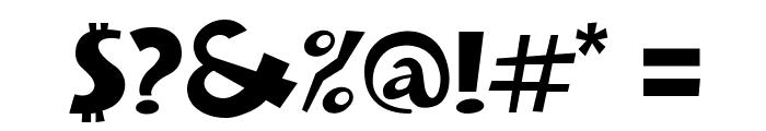 FoliaMix Font OTHER CHARS
