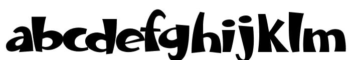 FoliaMix Font LOWERCASE