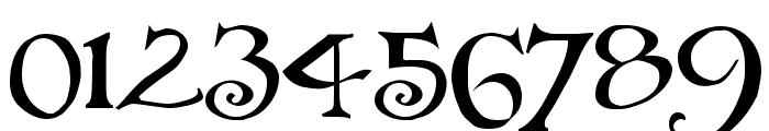 Folkard Font OTHER CHARS