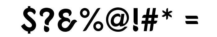 Fonarto Font OTHER CHARS