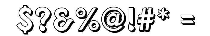 FonartoXT Font OTHER CHARS