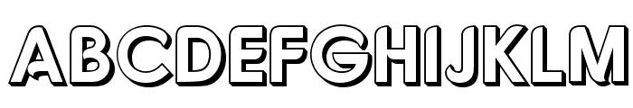 FonartoXT Font UPPERCASE