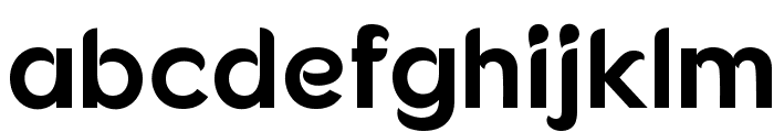 Fonarto Font LOWERCASE