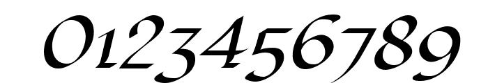 Fondamento-Italic Font OTHER CHARS