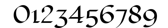 Fondamento Regular Font OTHER CHARS