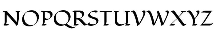 Fondamento Font UPPERCASE