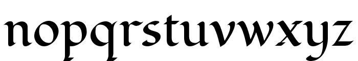 Fondamento Font LOWERCASE