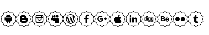 Font Color icon Font LOWERCASE