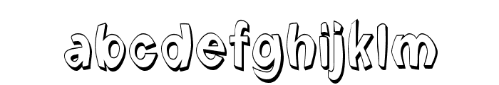 Font formerly known as FONT Font LOWERCASE