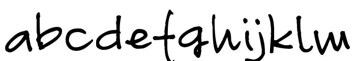 Font linda.sciutto Font LOWERCASE